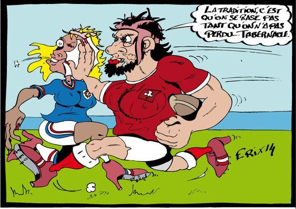 Bien-aimé championnat du monde de rugby féminin CN62
